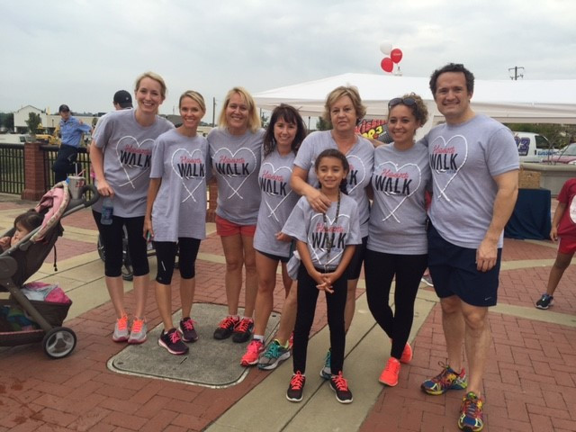 SEC Staff at the 2016 Heart Walk