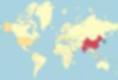 クリエイティブコース_世界地図と統計