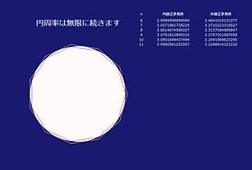 クリエイティブコース_円周率