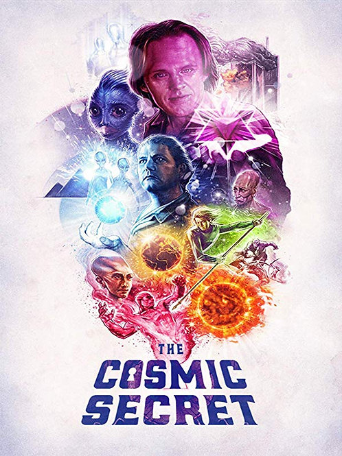 2 FOR 1 - THE COSMIC SECRET & ABOVE MAJESTIC