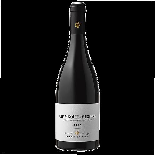 Maison Pierre Brisset – Chambolle Musigny – 2017