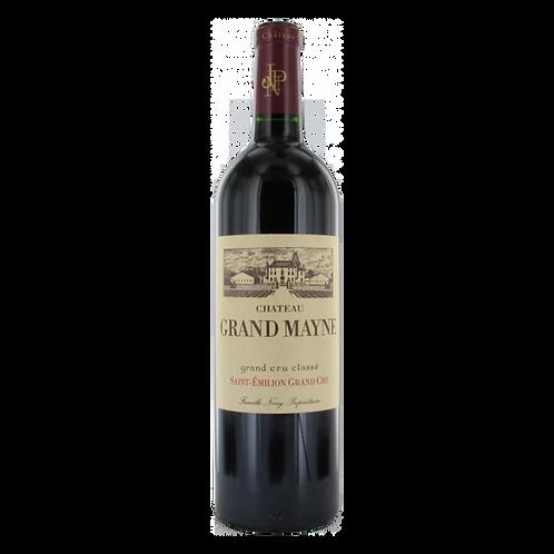 Ch. Grand Mayne 2013 (12 Bottles)