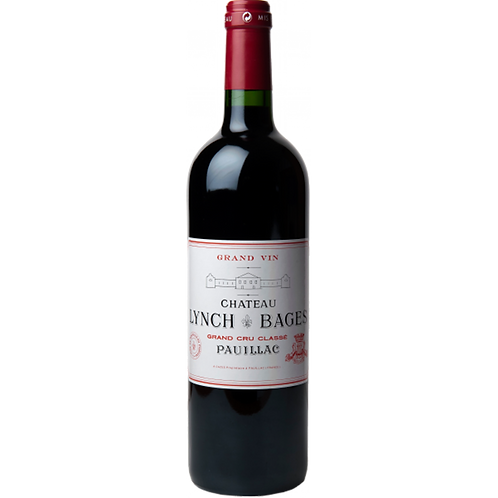 Ch. Lynch Bages 2017 (6 Bottles)