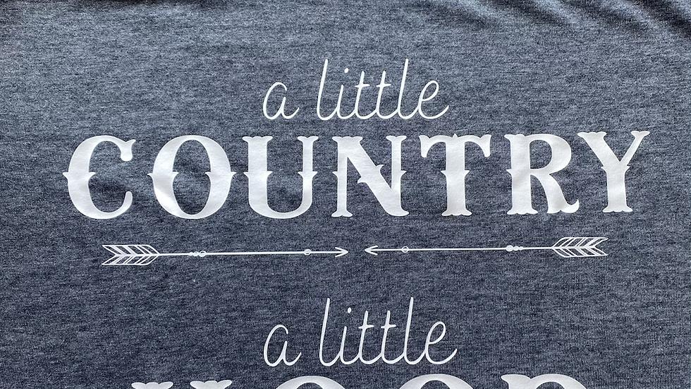 Little Country - Little Hood Tank
