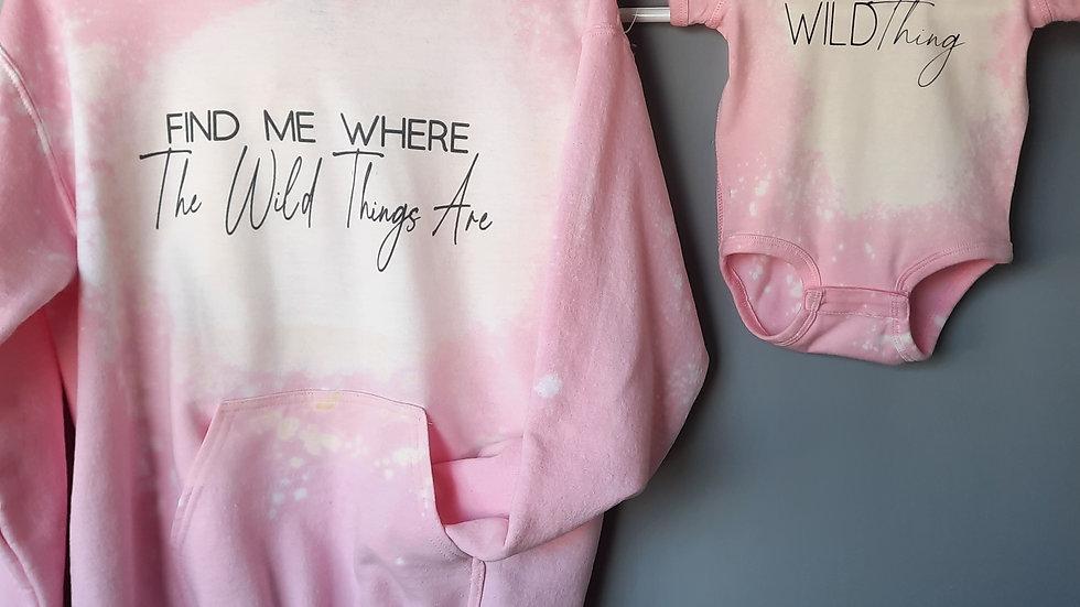 Wild Ones Set- Child Shirt ONLY