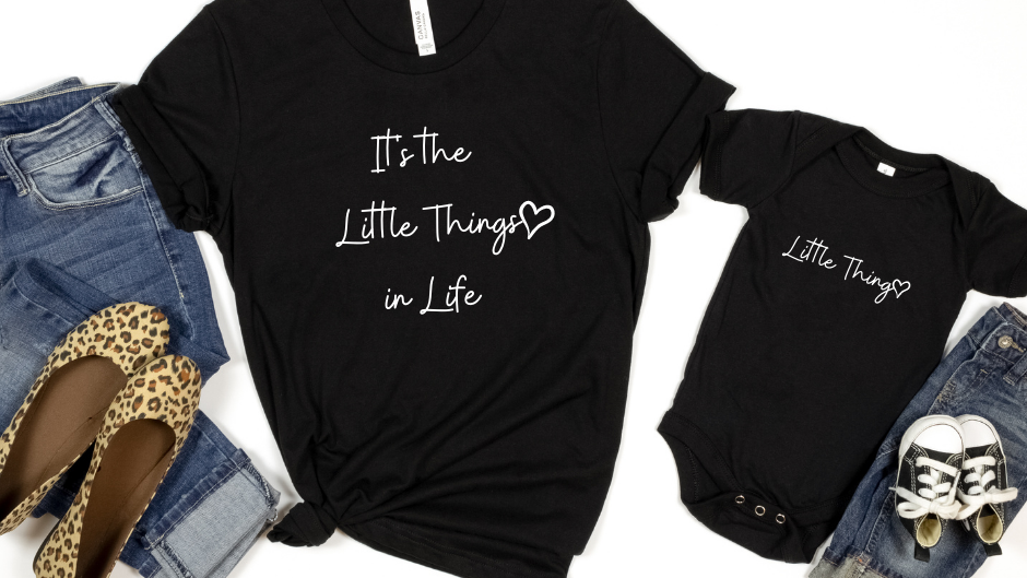Little Things - Baby/Youth Tee