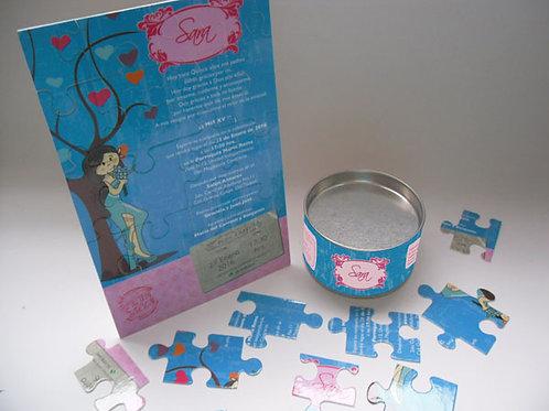 Modelo Puzzle Lata XV