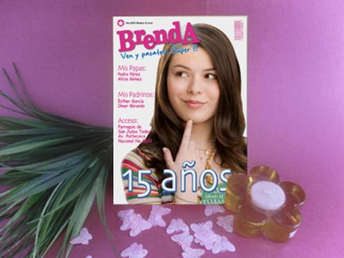Modelo Portada de Revista