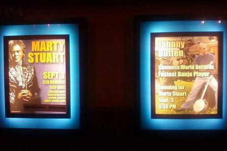 Mahnomen casino, Mn open for Marty Stuart