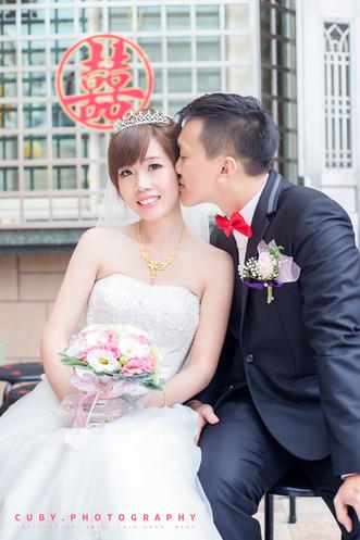 苗栗婚禮記錄-婚攝Q比/酷比攝影-CUBY