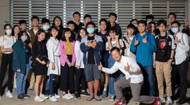 台北大學攝影社夜間人像攝影教學