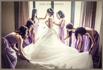 高雄85大樓-君鴻國際酒店-婚禮-婚攝Q比