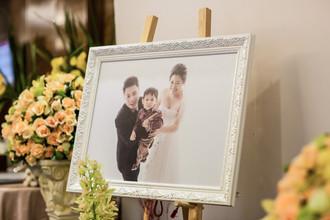 婚禮紀錄-婚攝Q比-台中雅園新潮龍鳳廳