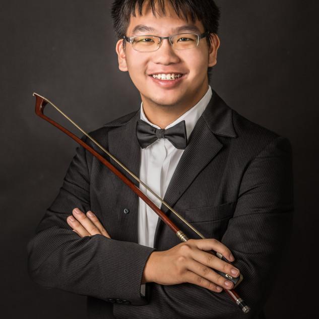 音樂家-大提琴手