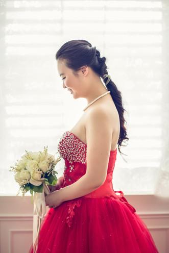 自主婚紗-台中東勢-HakkaBride-酷比攝影CUBY-看見幸福