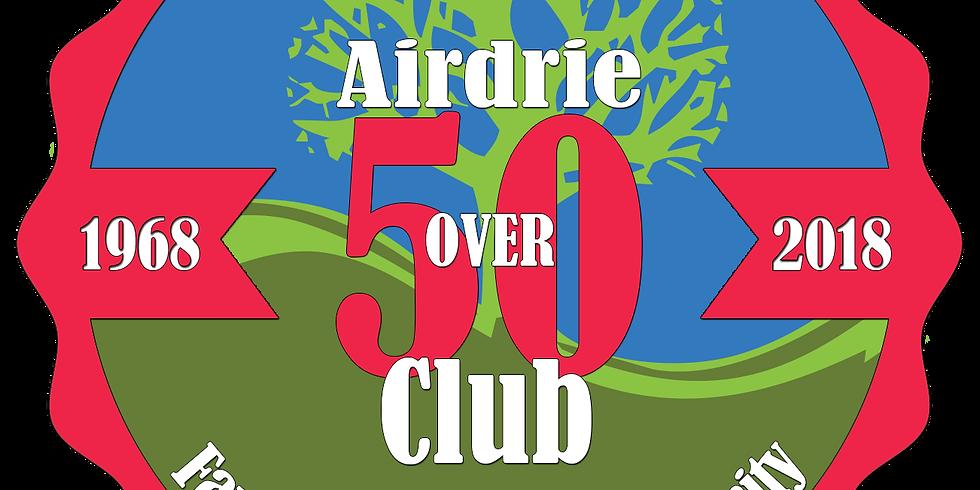2020 Over 50 Club Membership