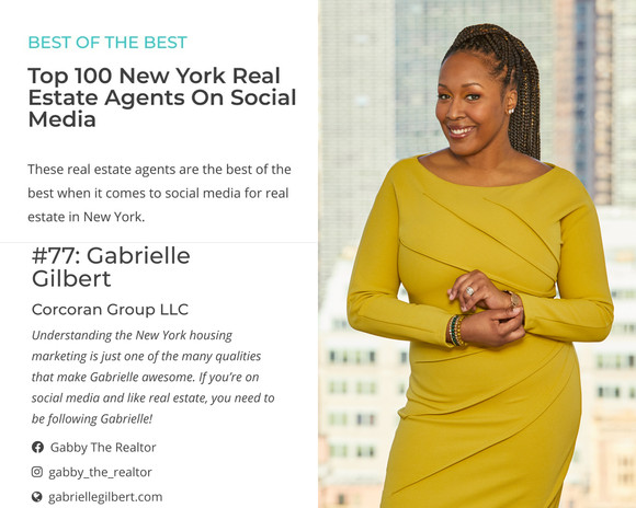 Top 100 Agents in NY on Social
