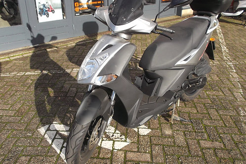 Kymco Agility 50 16 inch bromscooter 2011