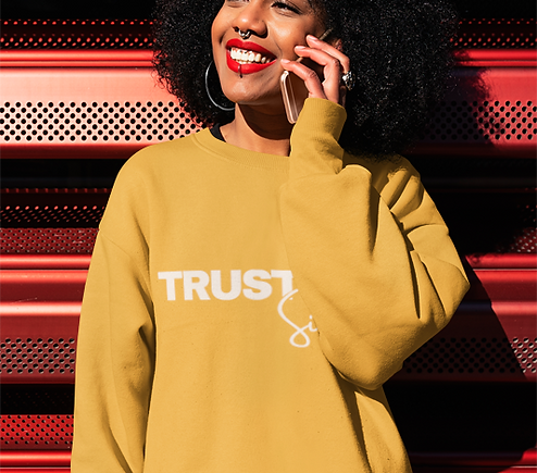 TGS Golden Sweat Shirt
