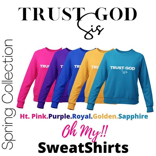 (PRE-ORDER) TGS Sweat Shirt