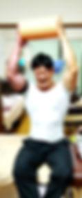 前田はりきゅう整骨院、加圧トレーニング指導員有資格者前田院長