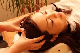 前田はりきゅう整骨院、頭痛や首肩のコリによく効くへっどすぱ