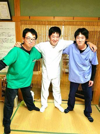 前田はりきゅう整骨院は一緒に働く仲間を募集します