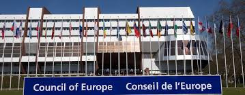 Avrupa Konseyi binası.