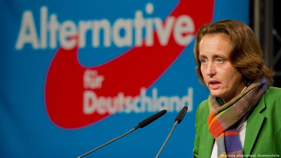 AfD Başkan Yardımcısı Beatrix von Storch