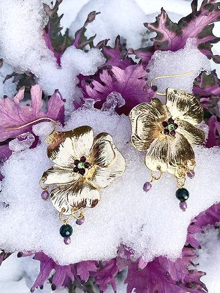Fleurs d'Or, numéro un