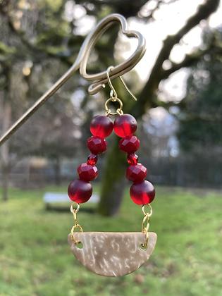 Pomegranate Chandelier