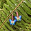 Thumbnail: Blue Wood Butterfly