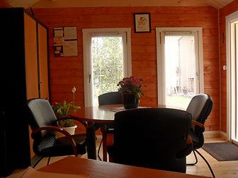 espace d'accueil pour la formation chez Chantal Lesauvage à Doullens