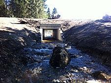 Anpassung der Wasserwege, Standortübungsplatz Bodelsberg