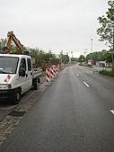 Kanalneubau Kaufbeurer Straße / Bleicherstraße, Kempten