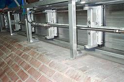 Abwasseranlage Kempten - St. Mang, Umrüstung von Sonderbauwerken, baulicher und technischer Teil