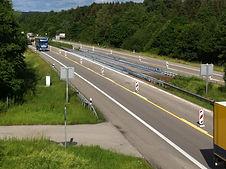 Umrüstung und Neubau von Mittelstreifenüberfahrten (MÜF) BAB A 96 Lindau-München, Kohlbergtunnel