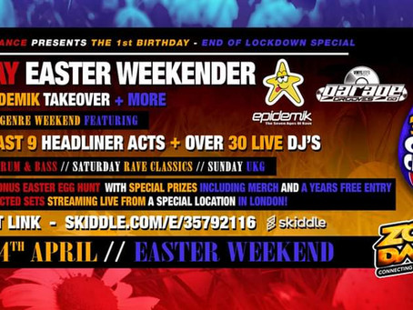 The Big Weekend with Zoom Dance