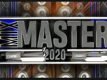 This Sat 19th Dec, Mix Master 2020 special! Zoom Dance. The online Night Club.