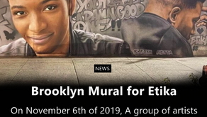 Brooklyn Mural for Etika