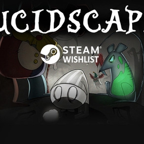 Lucidscape on Steam!