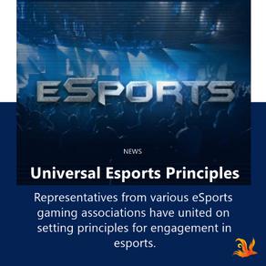 Universal Esports Principles