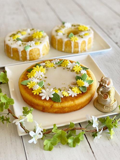 Lemon Heaven Pound Cake