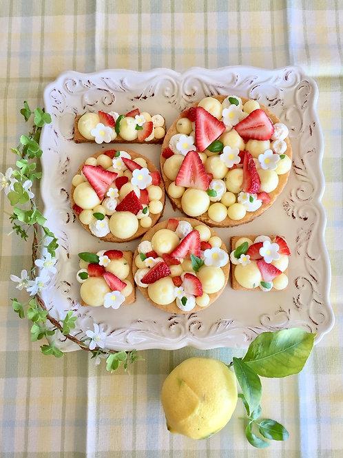 Lemon Burst Delight
