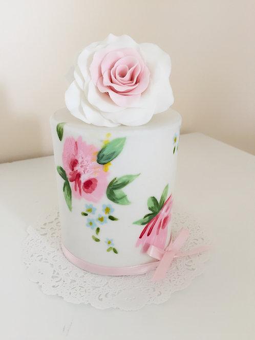 Roses Mini Cake