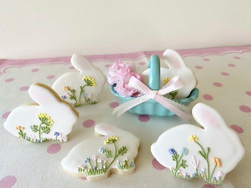 Bunnies in Spring