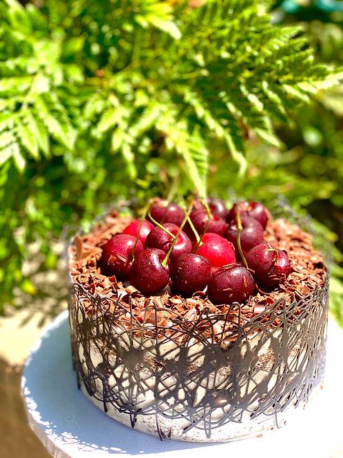 Tantalizing Black Forest Cake