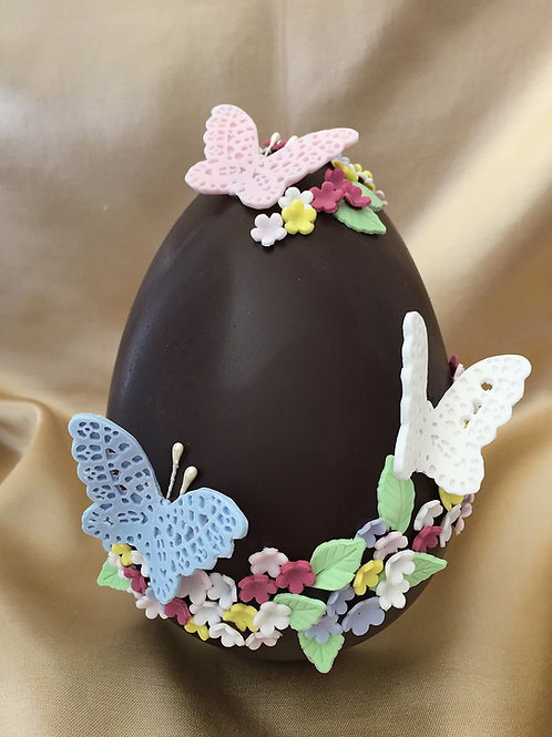 Spring Chocolate Egg