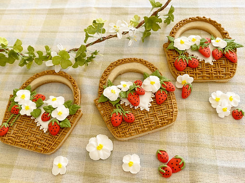 Basketful of Strawberries