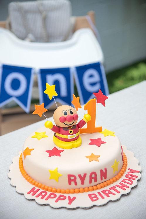 Anpanman Character Cake